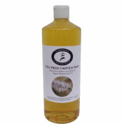 Carolina Castile Soap Tea Tree w/Organic Cocoa Butter & Organic Pumpkin Seed Oil- 950ml