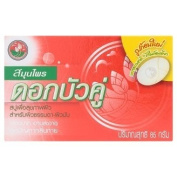 Twin Lotus Herbal Bar Soap for Healthy Skin 85g