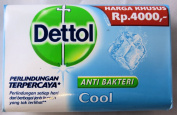 Dettol Anti-Bacterial Hand and Body, Bar Soap, Cool, 110 Gr / 110ml