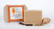 The Orange Owl 100% Vegan Soap Bar - Masala Chai