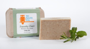 The Orange Owl 100% Vegan Soap Bar - Squeaky Clean