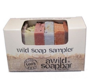 A Wild Soap Bar-Wild Soap Sampler