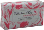 English Morning Rose Triple Milled Luxury Bath Soap 3 Bars