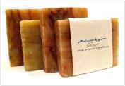 Mountain Fresh Soaps ~ FOUR PACK ~ Natural & Organic Artisan Castile Soap