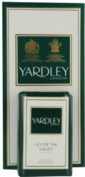 Yardley Lily Of The Valley Luxury Soaps 3X3.5 Oz Each By Yardley SKU-PAS964554