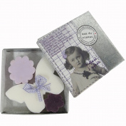 Nostalgia Soap in Metal Box - Butterfly - Mas du Roseau