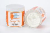The Orange Owl 100% Vegan 210ml Body Butter - Orange Joy