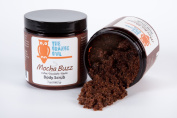 The Orange Owl 100% Vegan 210ml Body Scrub - Mocha Buzz