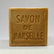 400 Gramme Block of Traditional Savon De Marseilles Olive Oil Based Soap