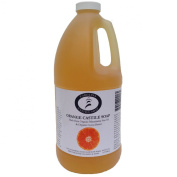 Carolina Castile Orange w/ Organic Cocoa Butter & Macadamia Oil - 1890ml