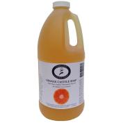 Carolina Castile Orange w/ Organic Cocoa Butter & Macadamia Oil - 1890ml