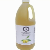 Carolina Castile Soap Gentle Unscented w/ Organic Cocoa Butter - 1890ml