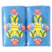Parrot Botanicals Blue Organic Body Soap Bar 80g X 4pcs.