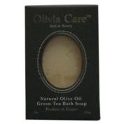 Olivia Care Bath & Beauty Natural Olive Oil Bath Soap - Green Tea - 240ml