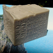 AGED 380ml Bar - From Our Special Collection EXTRA LARGE Dead Sea Mud with Cocoa Butter Excellent Face and Body Soap