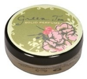 The Soap & Paper Factory - Soap & Paper Factory Green Tea Solid Perfume, 1 tin