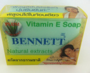 Vitamin E Soap Bennett Natural Extracts Smooth Skin Within 2 Weeks