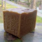 HANDMADE 100 % Pure (Hawaiian Kona Coffee) 410ml -Soap Bar