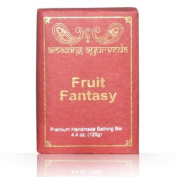 Amazing Ayurveda Premium Handmade Soap- Fruit Fantasy, 130ml