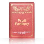 Amazing Ayurveda Premium Handmade Soap- Fruit Fantasy, 130ml
