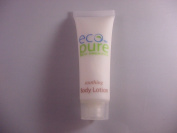 Eco Pure soothing Body Lotion Lot of 18 each 30ml Bottles