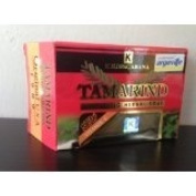 K.KOPACABANA Tamarind Whitening Herbal Soap 120g