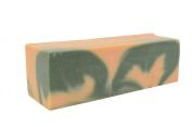 Apple Cantaloupe Artisan Olive Oil Soap Loaf -3 Pounds