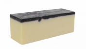 Black Raspberry Vanilla Artisan Olive Oil Soap Loaf -3 Pounds