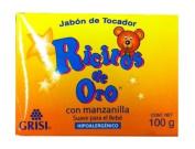 Grisi Ricitos De Oro Chamomile Soap - 100ml/100 Gms