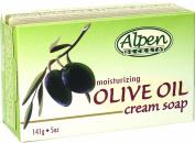 Alpen Secrets Olive Oil Cream Soap, 150ml