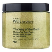 Dr. Andrew Weil for Origins The Way of The Bath Matcha Tea Body Soak, 470ml