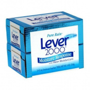 Lever 2000 Pure Rain Bar Soap 2 ct