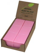 French milled Rose natural soap - 2 boxes
