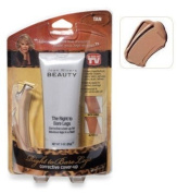 Joan Rivers Beauty-The Right to Bare Legs Corrective Cover Up- Tan