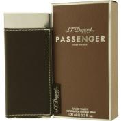 St Dupont Passenger Eau De Toilette for Men,3.4 Ounce