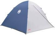Coleman Weekend 6-Person Tent - Blue/Grey