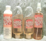 Avon Naturals 4-pc Shower Set