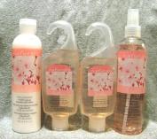 Avon Naturals 4-pc Shower Set
