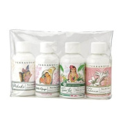 TerraNova Island Escapes Petal Soft Lotion Gift Set Bath And Shower Product Sets
