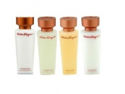 Salvatore Ferragamo Tuscan Soul Travel Set - Lotion, Shower, Shampoo, Conditioner