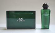 Hermes Paris Gift Set - 150 gramme boxed d'Orange Verte Savons Parfumes Soap and Eau d'Orange Verte Fragrance - Savon Parfume - 1 ounce/30 ml