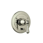 Rohl U.7700LS-STN Perrin and Rowe Georgian Bath and Shower Valve Trim