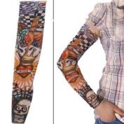 Body Armour Fake Tattoo Sleeve