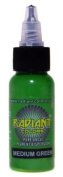 Radiant Colours - Medium Green - Tattoo Ink 30ml MADE IN USA