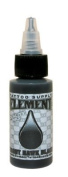 Element Night Hawk Black Professional Grade Tattoo Ink Available in 30ml 60ml 120ml and 240ml