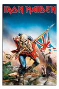 The Trooper - Iron Maiden - Maxi Poster - 61 cm x 91.5 cm