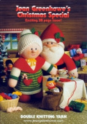 Jean Greenhowe Knitting Pattern Book - Christmas Special