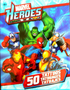 Marvel Tattoos Hero Edition