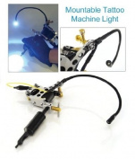 Mountable Tattoo Machine Light LED BULB -Tattoo Supplies-