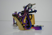 Premium Copper Wire Coils Tattoo Machine Liner & Shader, Coloured, OTW-M303-1